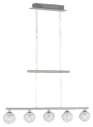 paul neuhaus lampada a sospensione illuminazione. Black Bedroom Furniture Sets. Home Design Ideas