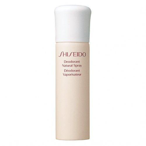 SHISEIDO Deo natural Spray 100 ml