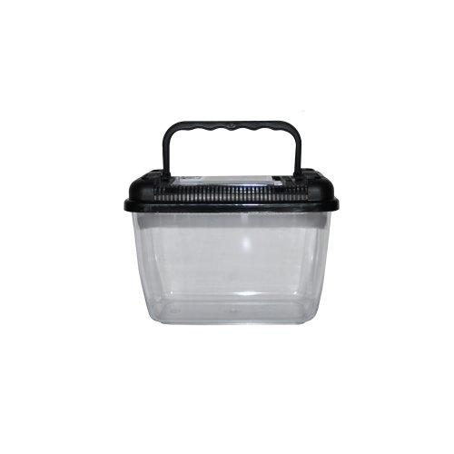 Fauna-Box mini 18x11x14cm, Deckel schwarz