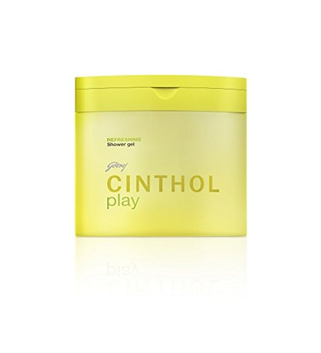 Cinthol Play Refreshing Shower Gel, 200ml