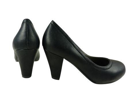 Chaussmaro - Scarpe col tacco Donna Nero (nero)