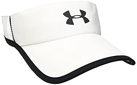 Under Armour 1291841-100 Casquette Homme, Blanc, OSFA