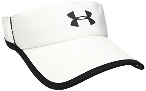 Under Armour Herren Shadow Visor 4.0 Kappe, White, OSFA (Visor Mesh Under Armour)