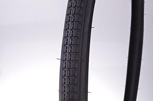 Filmer Unisex Fahrrad Reifen 28x 11/2, schwarz, one size