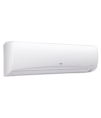 LG 1.5 Ton 3 Star Inverter Split AC (Alloy, JS-Q18NPXA, White)