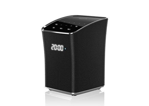 Panasonic SC-ALL2EG-K Wireless Speaker (Multiroom, WiFi, Bluetooth, Timerfunktion, Musik-Streaming) schwarz
