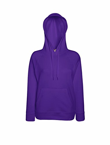 Fruit of the Loom - Sweat à capuche - Femme Violet - Violet