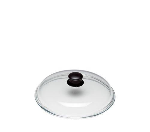 Ballarini Bombato Coperchio, Vetro, Trasparente, Diametro 26 cm