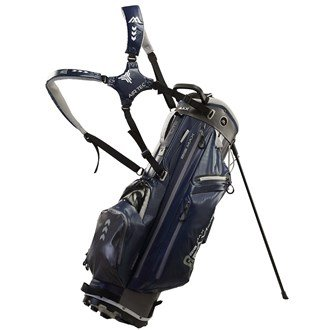 BIG MAX Dri Lite G 14-WAY Standbag-Navy/Charcoal/Silver