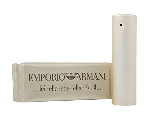 Armani-Emporio, Agua de perfume para mujeres - 100 ml.