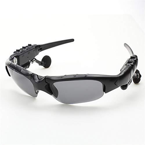 Preisvergleich Produktbild Bluetooth Lautsprecher Hardcore Smart Basket Brille Headset Wireless Nachtsicht Multifunktionale polarisierte Sonnenbrille Herren Sonnenbrille Hören auf Lieder