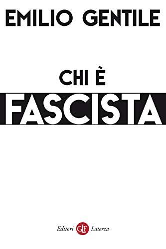 Risultati immagini per chi è fascista emilio gentile