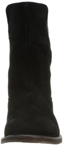 Hudson Damen Hanwell Noir (Suede Black)