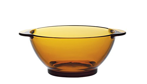 Duralex Tazón Bowl, Cristal, Vermeil, 13.5 cm