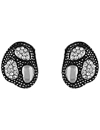 d9a9786e0 VAMA FASHIONS Look Like Vintage Marcasite Jewelry Stud Earrings For Girls And  Women