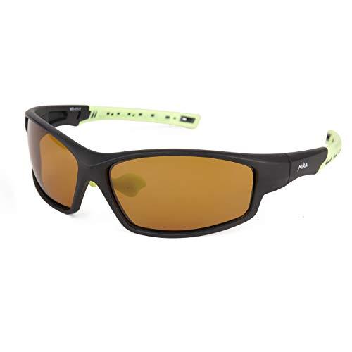 Mira - Breeze Y - Polarisierte Sportbrille - UV400 Sonnenbrille - Unisex für Damen und Herren - Robust, langlebig, leicht und kratzfest