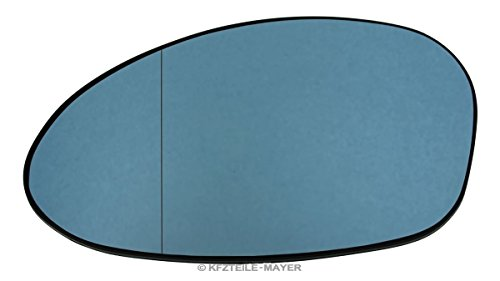 DAPa gmbH co. kG verre de rétroviseur pour série 1 e81 e87 3 e90, e91 gauche