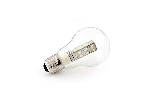 Konstsmide LED-Leuchtmittel 7711-013 B: 6cm H: 10,8cm / E27 / 1x2 /1W / Birnenform -