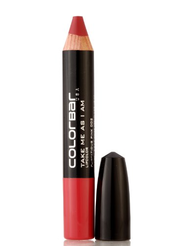 Colorbar Take Me as I am Lipstick, Flirtatious Pink, 3.94g