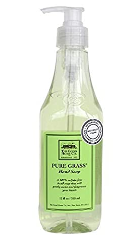 The Good Home Pure Grass Hand Soap by The Good Home Co.
