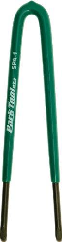 Park Tool Pinspanner SPA-1 grün, für linke Tretlagersch schwarz