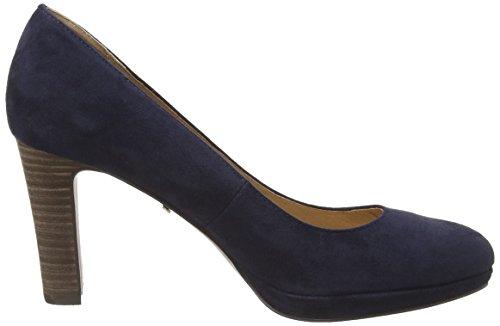 Belmondo 70323903 Damen Pumps Blau (Blue)