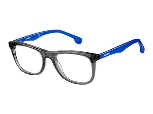 Carrera Junior Unisex-Erwachsene CARRERINO 63 09V 47 Sonnenbrille, Blau (Grey Blue),
