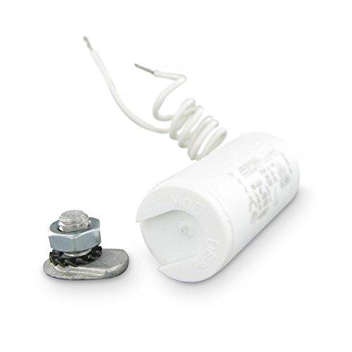 Condensatore permanente per motore a fili, 3,15µF