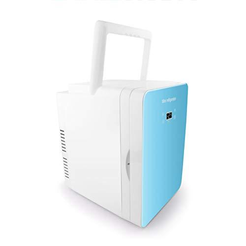 Refrigerador Vertical Del Coche 22L Refrigerador Frío Y Caliente Del Coche De La Caja Mini Refrigerado Regalo Mudo
