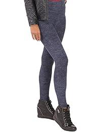 BeLady Legging Femmes Thermo à l intérieur Avec Polaire Douce et Chaude  Taille Haute Beaucoup 02b7cb568db1