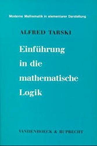 Einführung in die mathematische Logik (Raabe,samtliche Werke, Band 5)