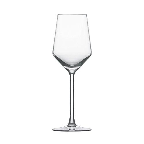 Schott Zwiesel Tritan Kristallglas Stielglas Pure Collection Riesling, 10.1-ounce, Set von 6