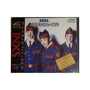 INXS: Make My Video – SEGA CD