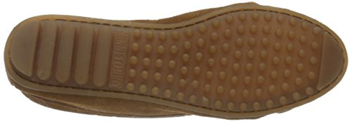Minnetonka Damen Xmokomoc Slipper Braun (Brown)