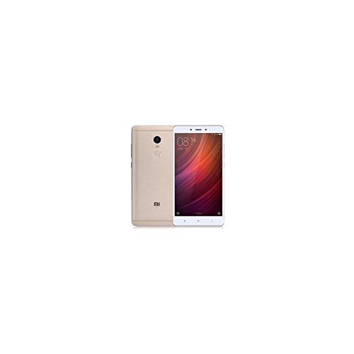 'concox Smartphone Xiaomi Redmi Note 4Gold/5.5/32GB ROM/3GB RAM/Octa Core/13Mpx–5MP/4G/Sensore Impronte.