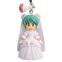 Urusei Yatsura Lum Figure ~Capsule Q Fortune Figure Cell Phone Charm Strap~#2