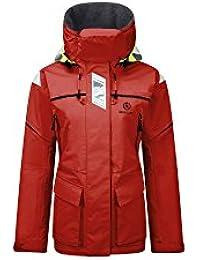 2016 Henri Lloyd Ladies Freedom Jacket New Red Y00352