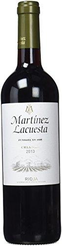 Martínez Lacuesta Vino Rioja, 13.5% - 0,75 L