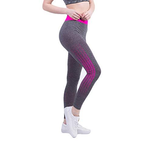 Sonnena Damen Leggings Mode Fitness Sport Gym Laufen Yogahose Athletic Hose Lange Stretch Outdoor Traininghose Classics Stretch Workout Fitness Jogginghose Skinny Pants