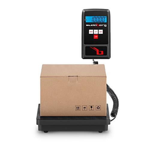 Balanza de paquetería SBS-PF-100/10 de Steinberg SystemsLa balanza de paquetería SBS-PF-100/10 de Steinberg Systems combina materiales de primera con una cuidadosa fabricación, lo que garantiza su alta durabilidad. Este dispositivo tiene una capac...