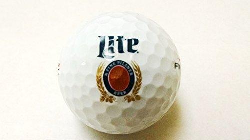 Miller Lite Golf Balls (3) by Miller