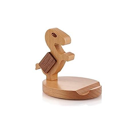 Cadeaux créatifs d'anniversaire Cadeaux Pony Phone Holder Phone Stand