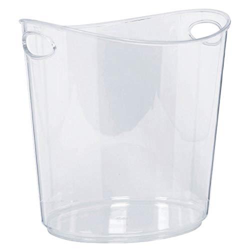 amscan 431978-86 EIS-Behälter für Flaschen, transparent - Bar-eis-behälter