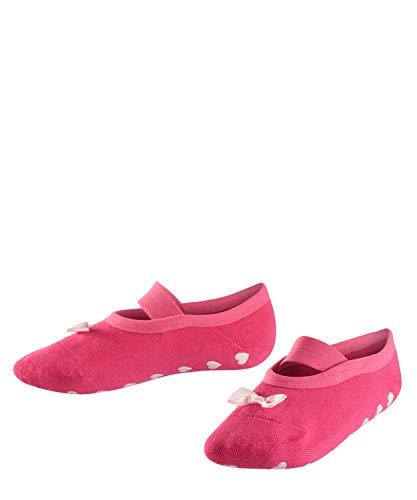 FALKE Mädchen Ballerina Homepad Baumwoll-Füßlinge, priemel, 35-38 -