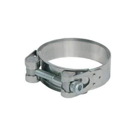 Collier Echappement Inox 98>103mm/25mm