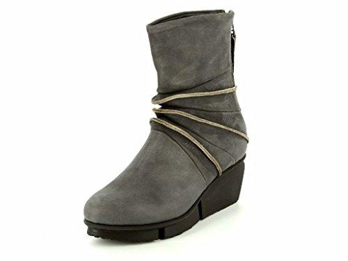 Trippen Splitt Limber grey Damen Boots & Stiefeletten in Mittel Grey