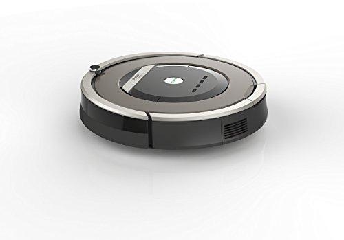 iRobot Roomba 871 Staubsaug-Roboter (mit Fernbedienung, 50% stärkere Reinigungsleistung) schwarz/grau - 3