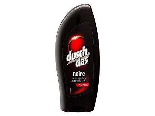 Doppelpack Duschdas 2in1 Duschgel & Shampoo Noire für den Mann/ 2 x 250ml / shower gel / for men / Mann