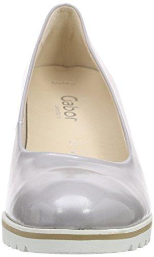 GaborGabor Comfort - Scarpe con Tacco Donna Blu (95 bluegrey)