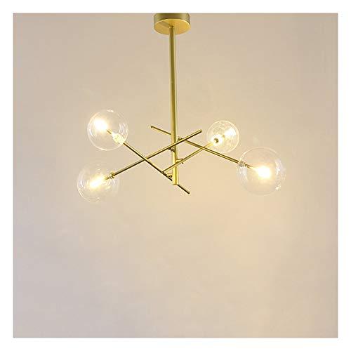 PANGU ZC Lampada da soffitto Moderna Minimalista Creativo Geometrico lampadario Negozio di Abbigliamento Ristorante Soggiorno Camera da Letto Luce